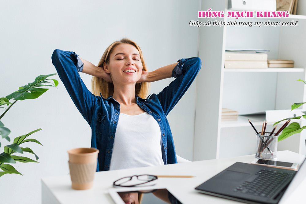 Suy nghĩ tích cực là chìa khóa để cải thiện tình trạng mệt mỏi kéo dài
